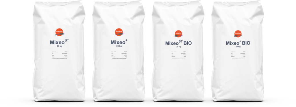 Sac mixeo clean-label