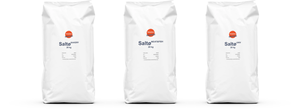 Sac Salto réduit en sel