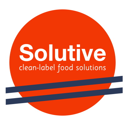Logo Solutive clean-label food solutions